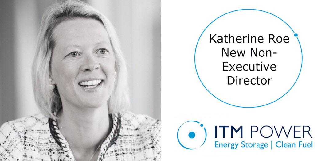 ITM Power New Director