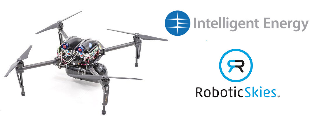 Intelligent Energy Drone Robotic Skies