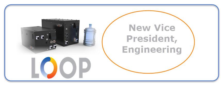 Loop New VP of Engineering