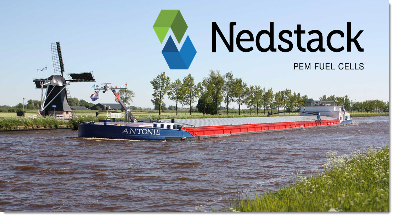 Nedstack Hydrogen Powered Vessels