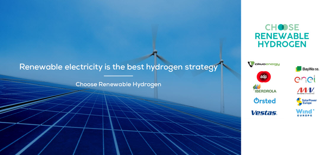 Renewable Hydrogen PR