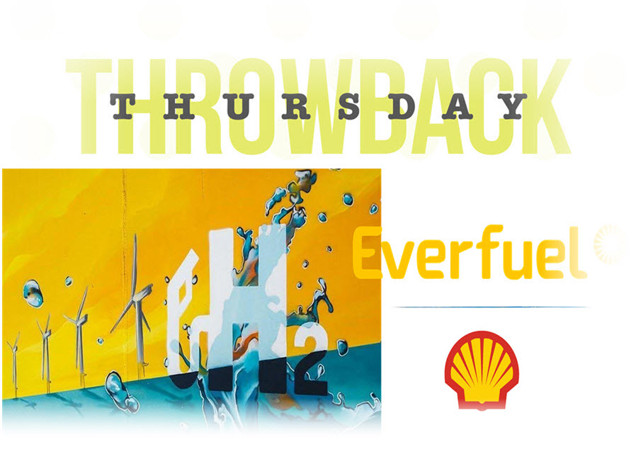 Throwback Thursday Shell and Everfuel