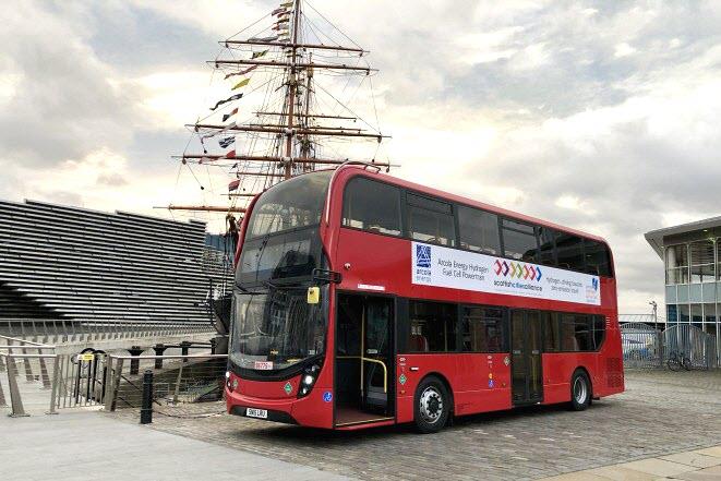 ADL Hydrogen Bus
