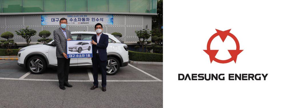 Daesung Energy Hydrogen Station Main