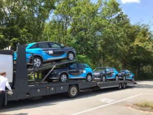 Drenthe Hydrogen Cars for Employees 3