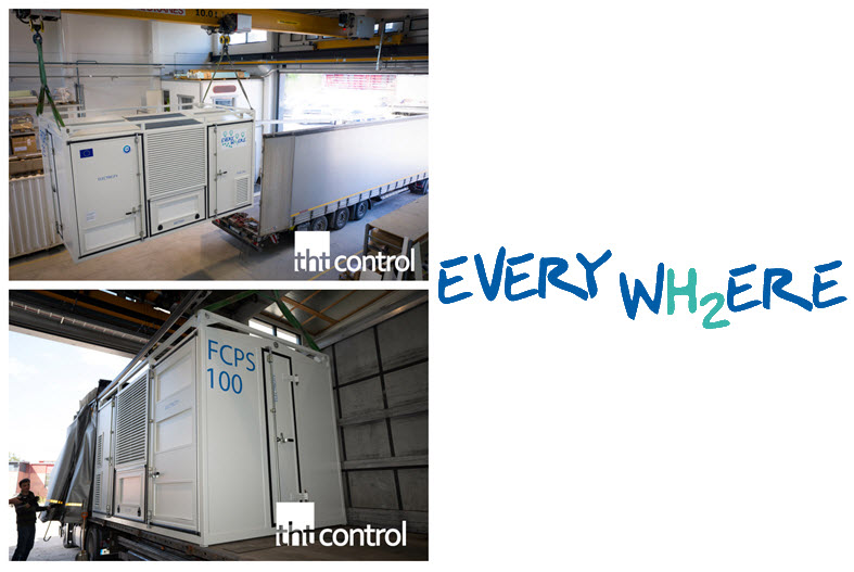 Everywh2ere Fuel Cell Gensets Main