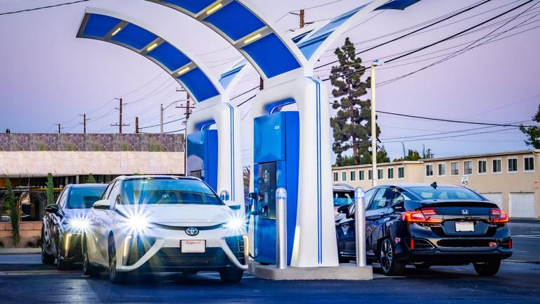 fuelcellsworks, hydrogen refuelling station