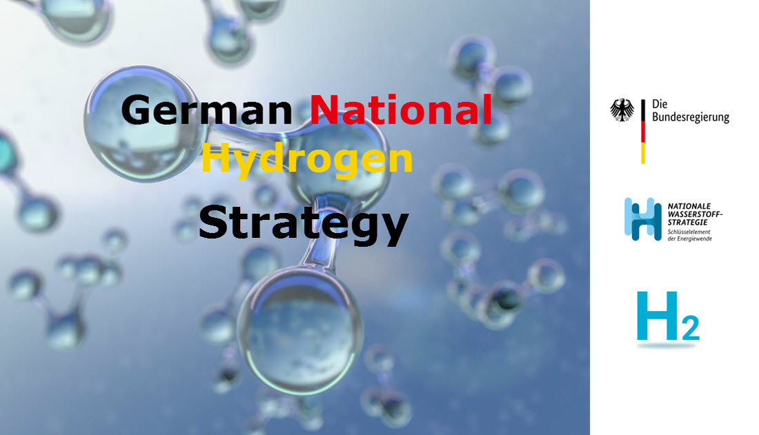 German National Hydrogen Strategy Passes 1