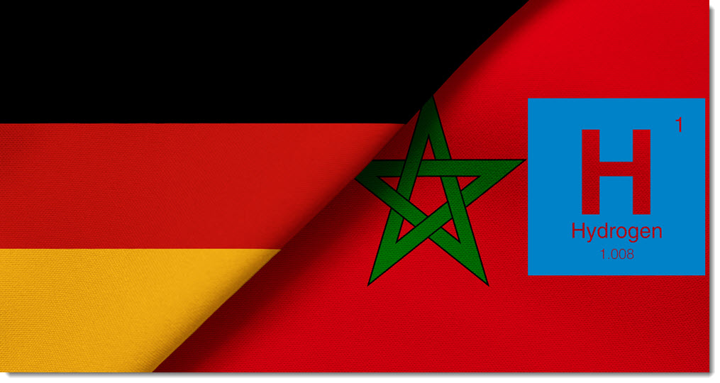 Fuel cells works, Morocco Blocks Eco-hydrogen Deal With Germany Because of the Moroccan Sahara