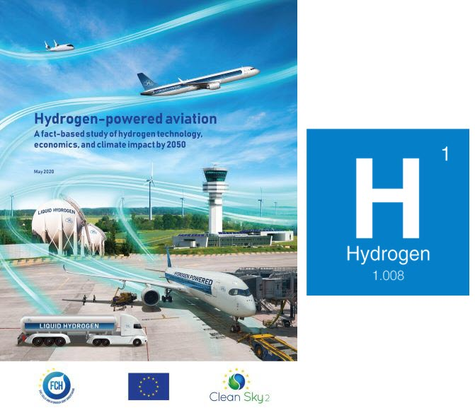 H2 powered aviation PR 3