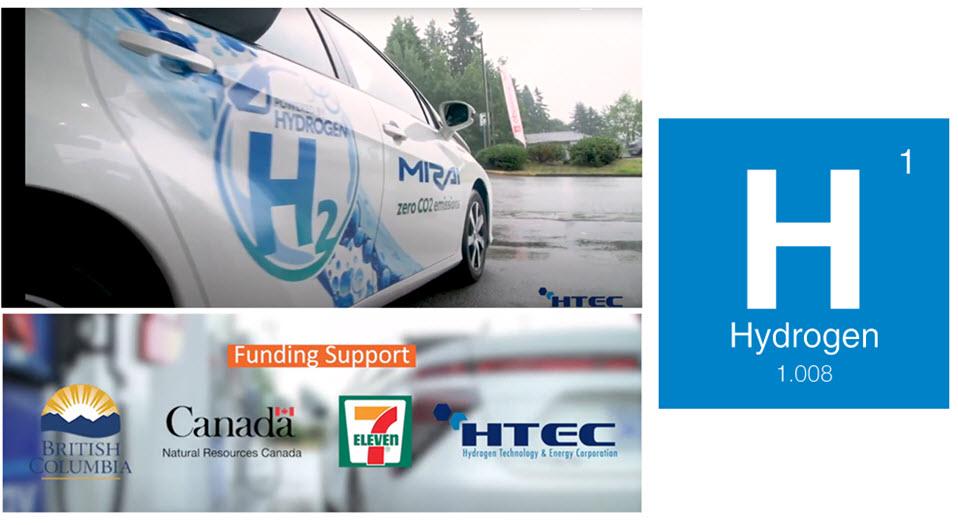HTEC 7 Eleven Hydrogen Station 1