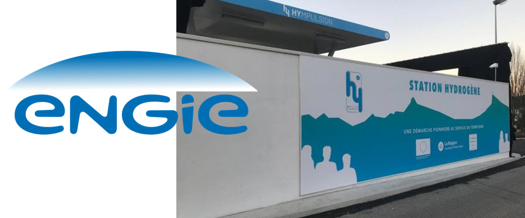 Hympulsion Chooses ENGIE Solutions for the Zero Emission Valley