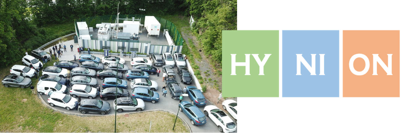 Hynion Needs for Hydrogen Stations