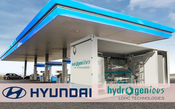 Hyundai Hydrogenious