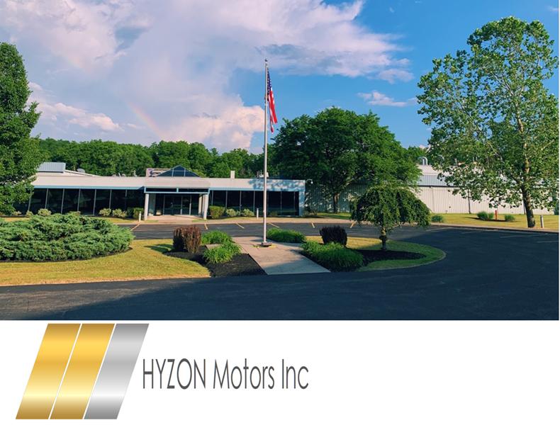 Hyzon Motors US Headquarters
