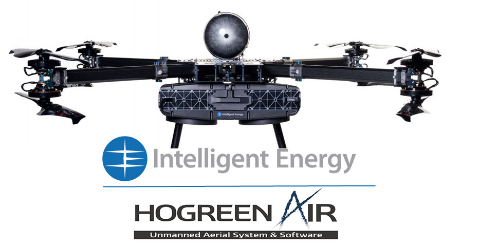 Intelligent Energy Hogreen Air