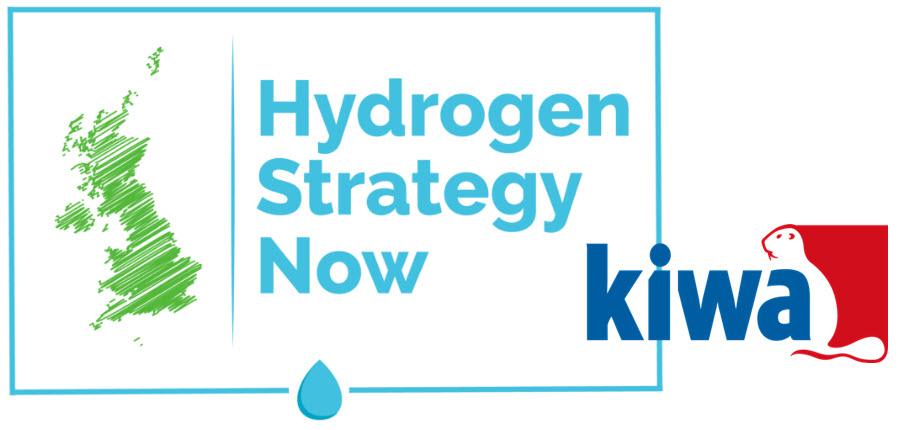 KiWA Supports Hydrogen Strategy Now