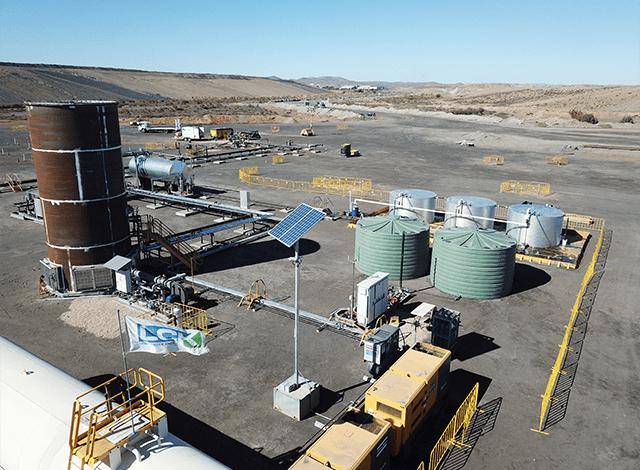 Leigh Creek Energy PCD site