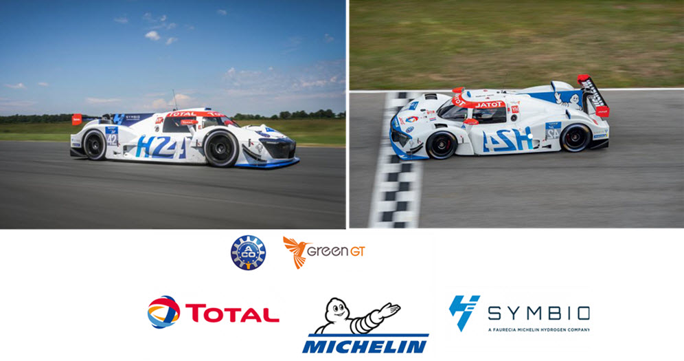 Michelin and Symbion Join MissionH24