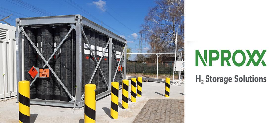 NPROXX Hydrogen Station German Under Construction