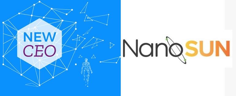 NanoSun New CEO