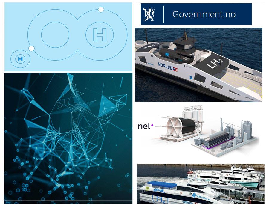 Norway Hydrogen Plan