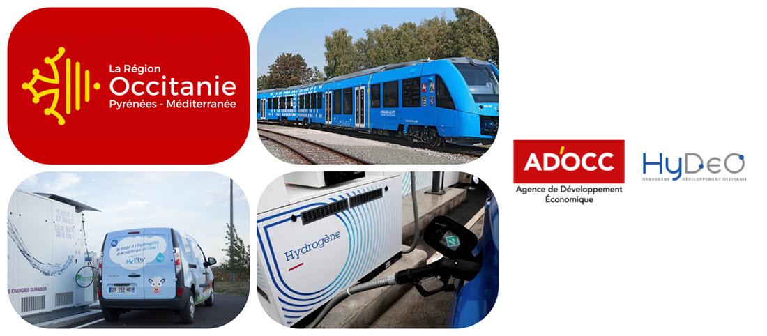 Occitanie Region hydrogen plan Main