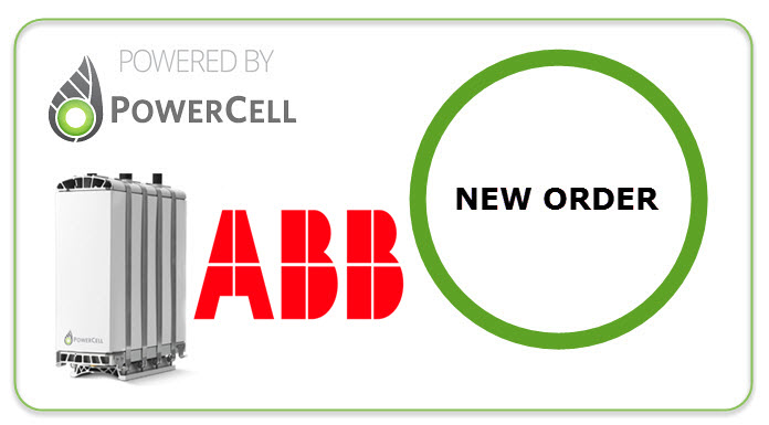 PowerCell New Order from ABB