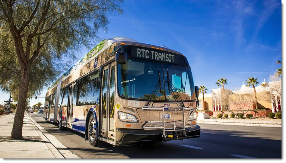 RTC to Purchase Hydrogen Fuel Cell Buses