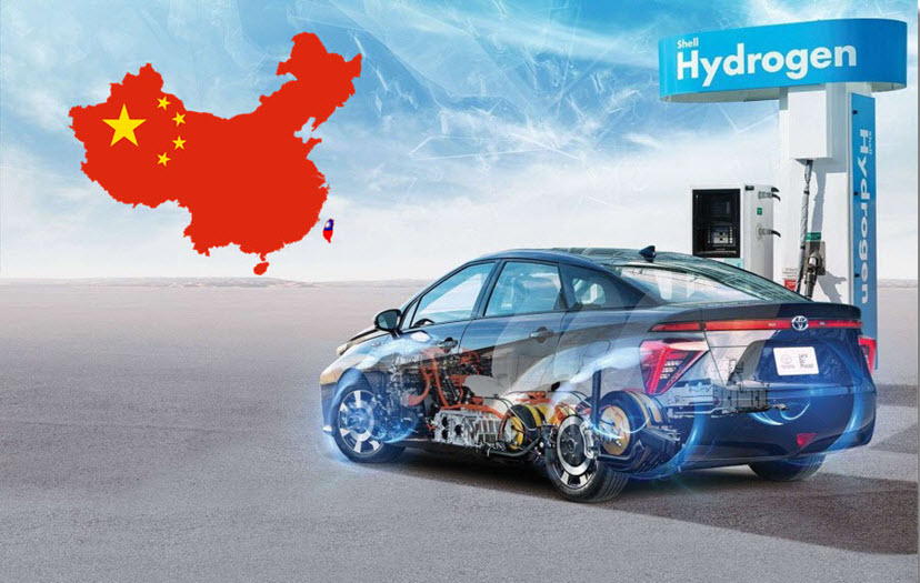 Six Companies Create Fuel Cell JV in China Toyota