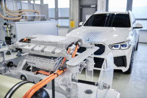 BMW to have Fuel Cell Version in 2022 2