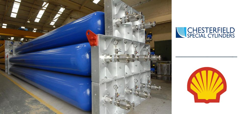 Chesterfield Cylinders for Hydrogen Stations