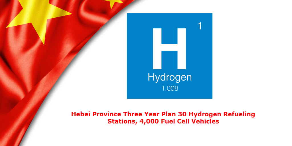 China Hydrogen Hebei Province