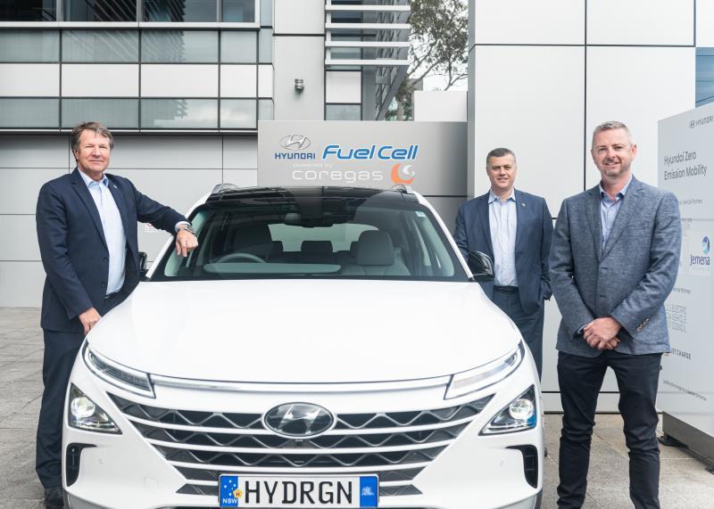 Coregas Hyundai Australia