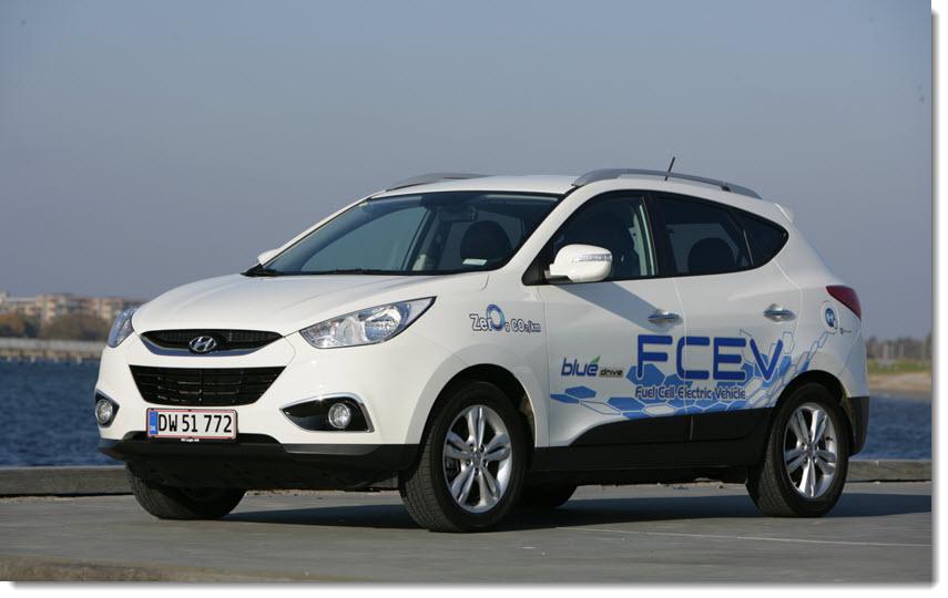 Depot Adds Hydrogen Car
