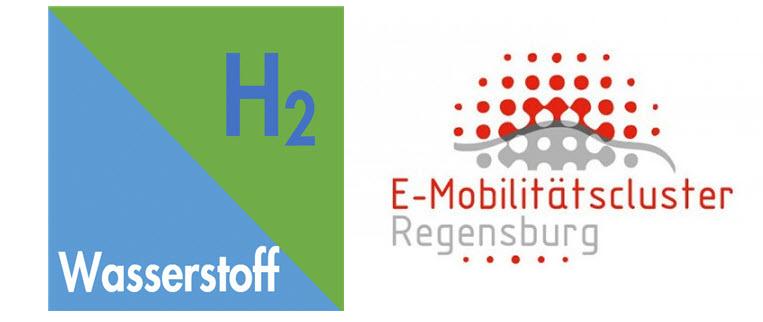 E Mobility Hydrogen Rogensburg