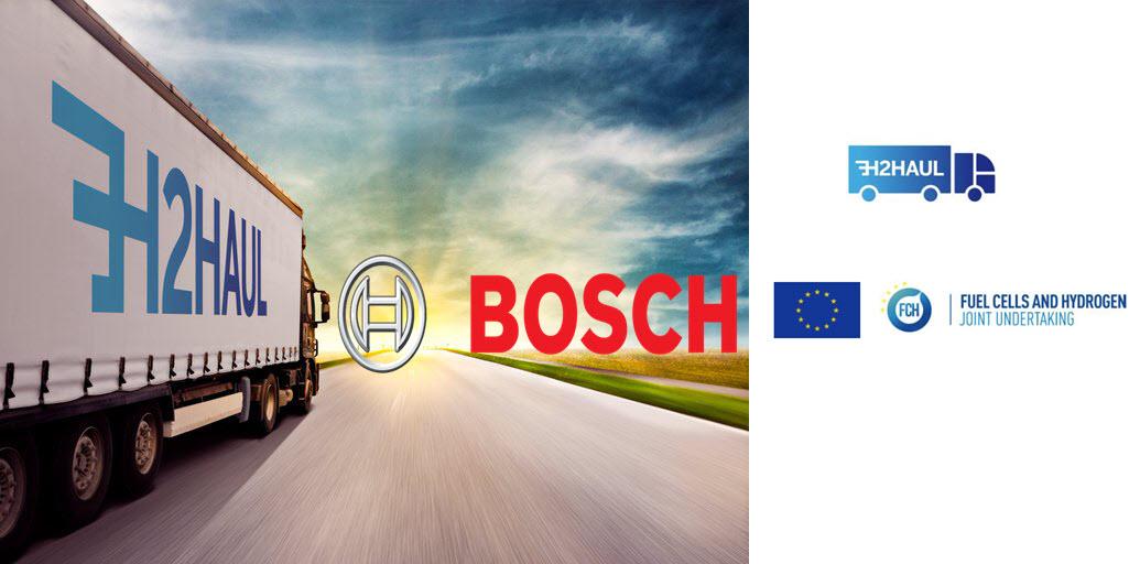 H2Haul Bosch