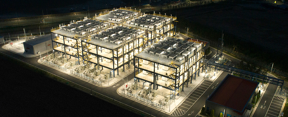 Hanwha Energy Hydrogen Plant Completion 2