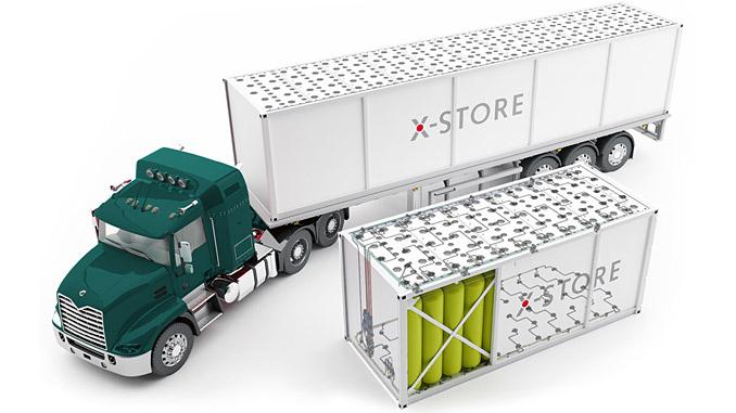 Hexagon X STORE