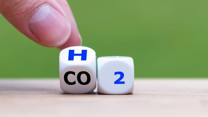 Hydrogen CO2