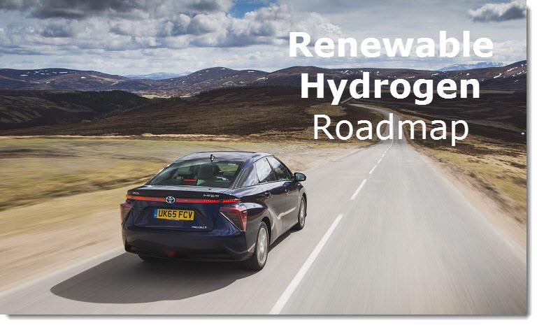 Hydrogen RoadMap