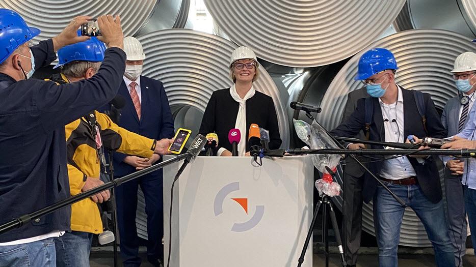 Hydrogen for Steel in Germany2