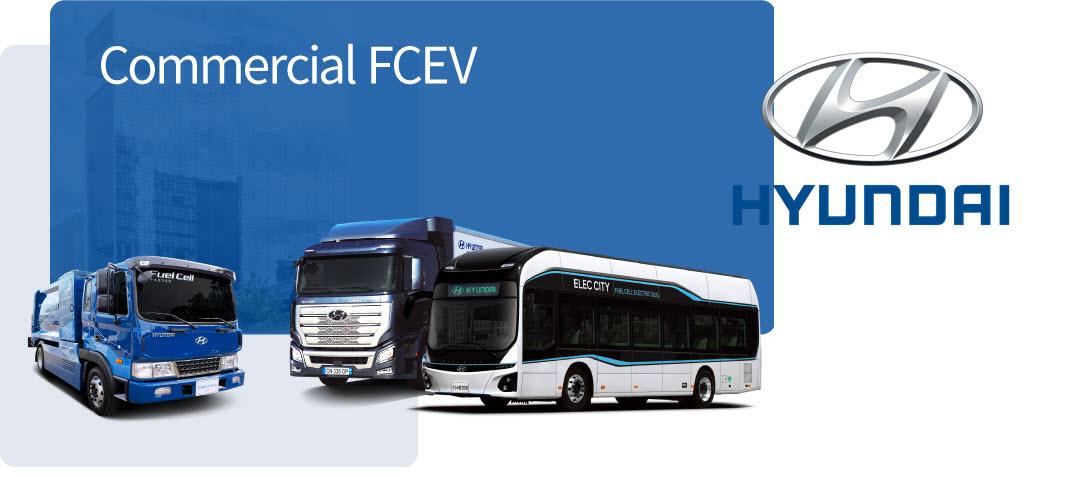 Hyundai Commercial FCEVs