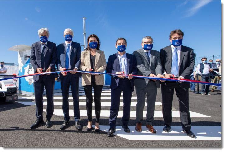Le Mans Hydrogen Station Open
