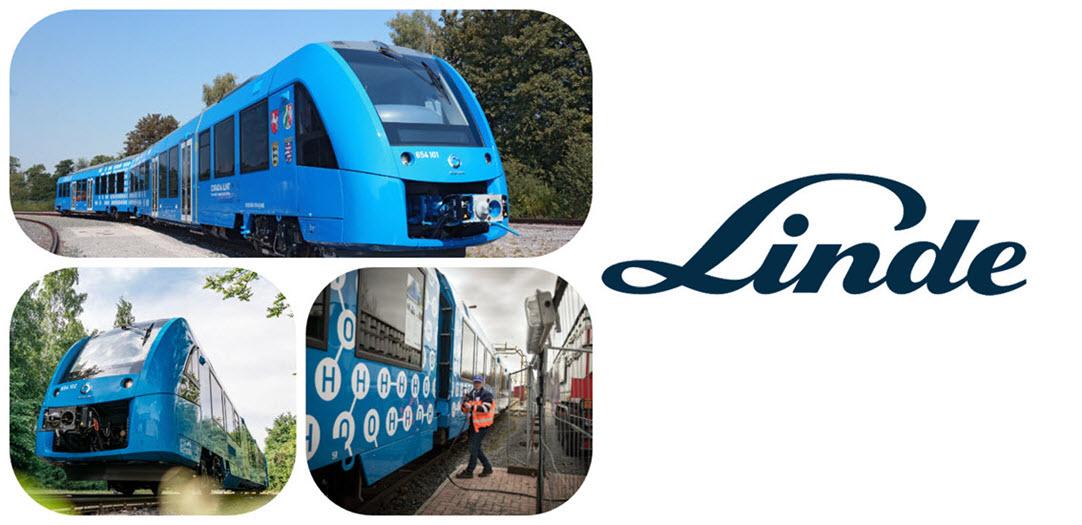 Linde to Buiild Hydrogen Stations for Alstom Trains