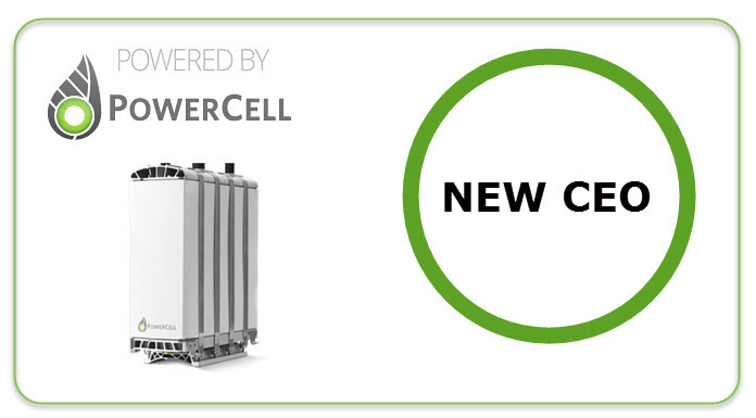 PowerCell New CEO
