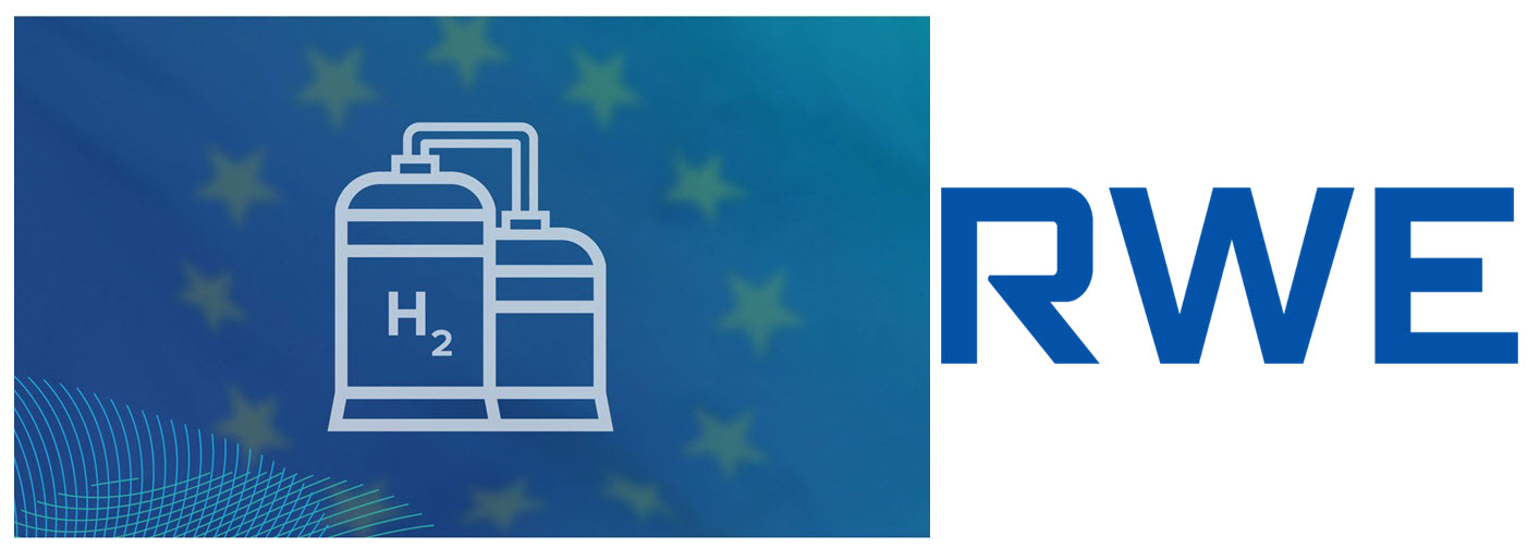 Fuel cells works, Three Hydrogen Projects With RWE Participation Pre-Selected for a Pan-European Funding Program