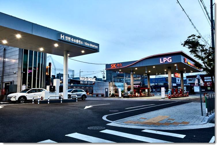 fuelcellsworks, SK Gas-E1 to Expand Hydrogen Stations in Seoul