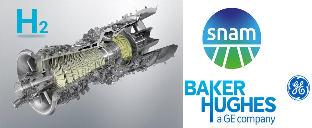 Snam and Baker Hughes Hydrogen