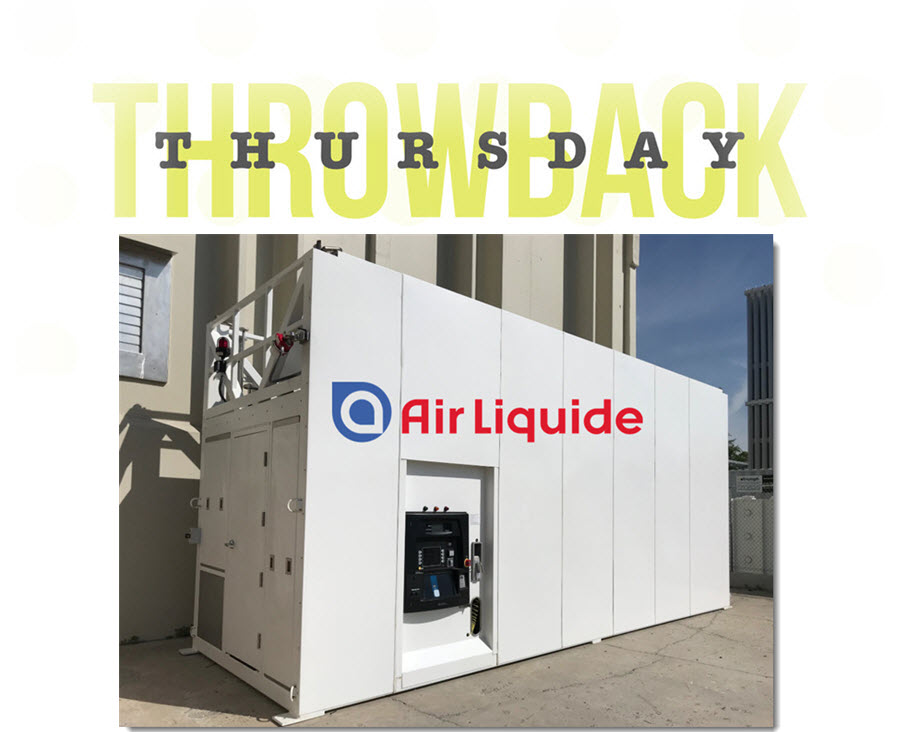 Throwback Thursday Air Liquide
